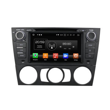 Single din car entertainment voor E90 / E91