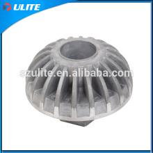 Peças de alumínio moldadas de alta qualidade personalizadas