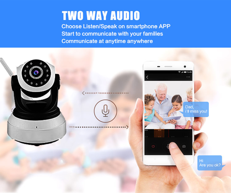 audio ip camera