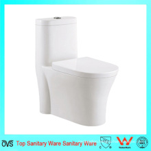 Hot Selling One Piece Vitreous China Toilets