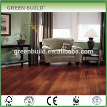 Plancher de bois d'ingénierie de Jatoba durable de pièce d'intérieur