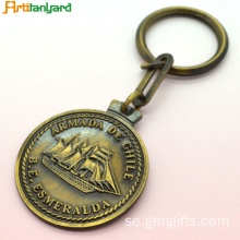 Custom Logo Keychain För Presenter