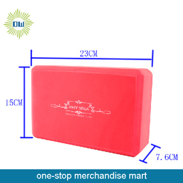Durable eva Foam Yoga Block