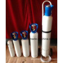 Small Steel Oxygen Cylinders (1L/3L/5L/7L/10L)