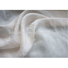 nylon Polyester blend Dobby Georgette Fabric