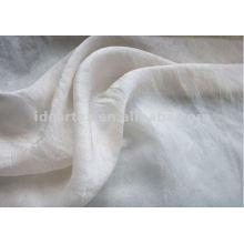 mistura de poliéster de nylon tecido Georgette de Dobby