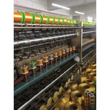 금속 실을 덮는 기계 Jari 덮는 기계