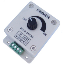 DC12-24V One Channel Rotatary Dimmer Controller