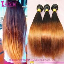 Usine Prix Top Qualité Cheap Ombre Cheveux Extension