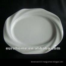 New Design, Five Star Hotel Supplies flat plate P0571