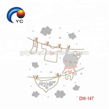 Safe Temporary Waterproof Tattoo Sticker for kids