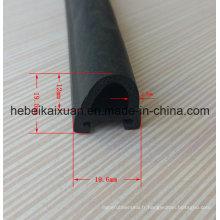Joint en caoutchouc résistant aux intempéries en aluminium