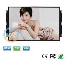 Fonte de alimentação 12v de monitor LCD TFT de 21,5 polegadas de quadro aberto com resolução 1920x1080 full HD
