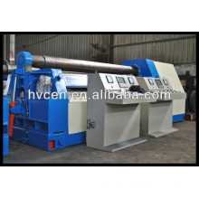 w12-20*2500 nc plate bending machine,4 roller electric plate rollers