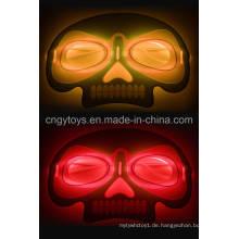 Halloween Glow Schädel Maske (KLD5155)