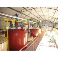 Economia de energia e máquina de óleo biodiesel ambiental, linha de produção de biodiesel