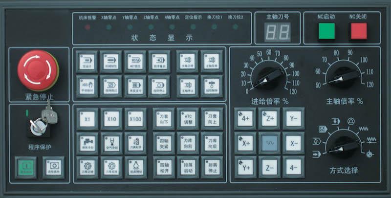 Fanuc System Ptp Panel Mk Oi Xngz 1