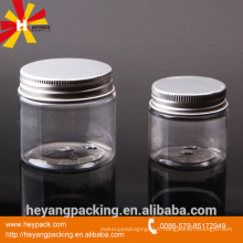 Bouchon d'emballage en plastique transparent