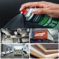 Eco-friendly Heat Resistant Spray Neoprene Glue Adhesive for Metal