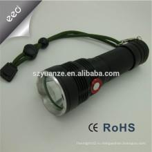 2015 EDC led flashlight, Super Bright, Батареи не включены