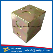 Boîtes à bornes soudées en métal