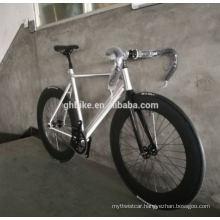 700c Ce 80mm Rim Carbon Track Bike