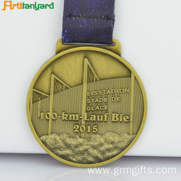 Customer Design Top Quality Souvenir Medal