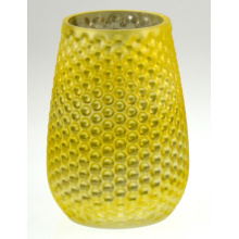 Yellow Pineapple Candle Holder (DRL15039)