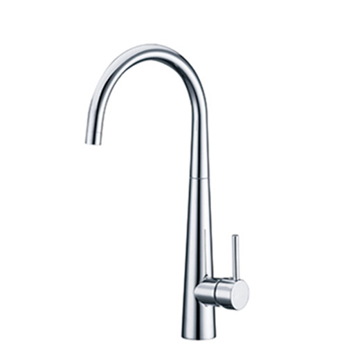 Single faucet brass