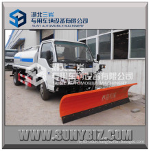 Isuzu 4X2 5000L 2axles Water Tank Truck