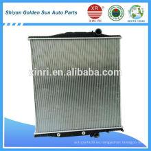 Radiador de núcleo de aluminio de gran rendimiento para volvo 20810091