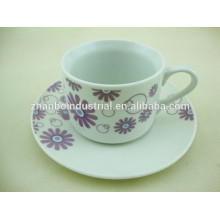 Hotel & restaurant 90cc, 180cc porcelain coffee cup and saucer, porcelain coffee cup with saucer