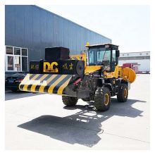 Driveway Mechanical Cleaning Equipment Sweeper