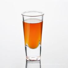 Vaso de Whisky con fondo grueso 50ml