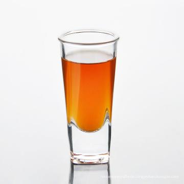 50ml Thick Bottom Whiskey Glas