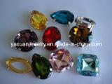 Crystal Glass Jewelry Garment Accessory Stone Bead
