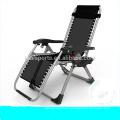Zero gravity sun chair for beach with pillow recliner garden chair/beach chair