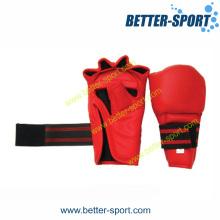 Protector de karate, guante de karate usado para entrenamiento de karate