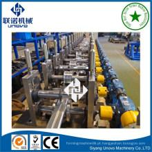 Máquina de moldagem de rolo de espinhaço de separação de bitola leve
