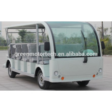 Hot sale 4 wheel 23 comfortable seater electric golf cart price with CE