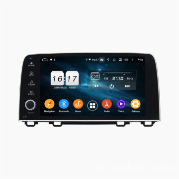 CRV 2017 Auto Multimedia-System Android