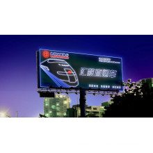Highway Advertising Stainless Steel Both Side or Aluminium Slim Illuminated LED Light Box