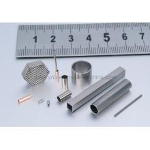 Tubo capilar convencional de alta calidad y sus derivados