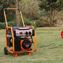 Beweglicher Benzin-Generator 2kw-7kw für Hauptgebrauch (CER)