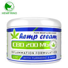 Medical Miracles 500Mg Ultra Strength Healing Hemp CBD Cream Muscle Joint Pain Cream Pain Relief