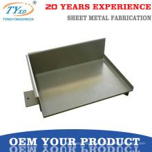 OEM de larga duración de alta calidad de la fabricación de chapa del tiempo / capa del polvo