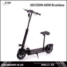 2016 Le plus populaire Mini scooter électrique pliable / Bike électronique Super Light Bike Kit 350W / 400W Ce