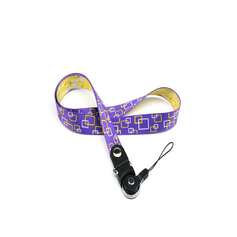 Plastic Id Holder For Lanyard