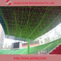 Techo prefabricado de acero de gran espesor de acero para el gimnasio de estructura de acero