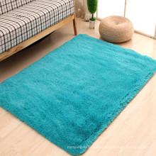 blue runner decoration carpet fringe for sale